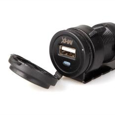 WiseBuy 12 V USB Charger Hp Sepeda Motor Tahan Air Adaptor Stang Tenaga