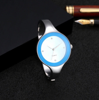 Women's Fashion Bracelet Watch Blue