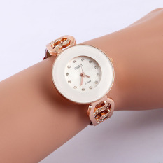 Women's Fashion Watch Retro Watch Bracelet For A Long Time Pink