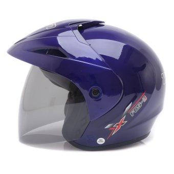 WTO Helmet Focus - Pepsiblue