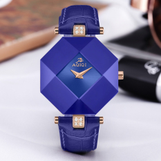 Wuhup Love ADA Genuine Watches Female Simple Fashion Fashion Leather Belt Leisure Table Creative Personality Model