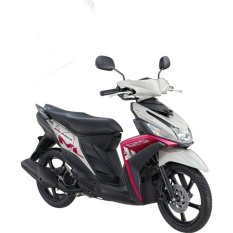 Yamaha Motor New Mio M3 125 Blue Core - Pink