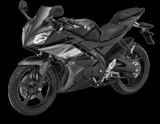 Yamaha Motor YZF R15 - Hitam