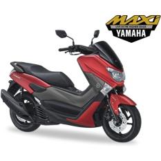 Yamaha N-Max Abs - Climax Red - Merah - Jabodetabek