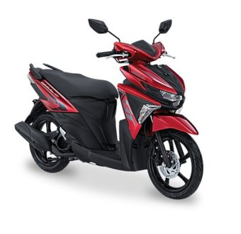 Yamaha Soul Gt 125 Victory Red
