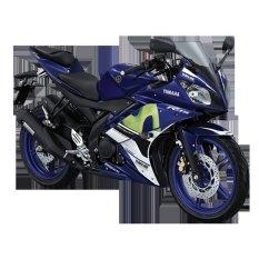 Yamaha YZF R15 Movistar MotoGP Sepeda Motor - Biru - Jakarta Tangerang Banten