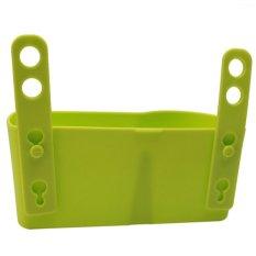 Yingwei Car Plastic Storage Shelves Green