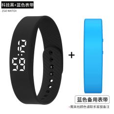 ZGO Jianyue gelang pintar multifungsi kebugaran elektronik menonton siswa jam tangan