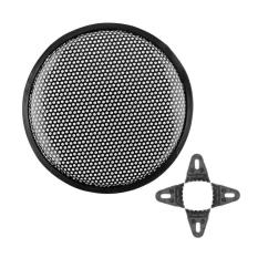 ZhuoDa New 10 Universal Metal Car Vehicle Audio Speaker Woofer SubWoofer Grill Cover Car Speaker Protective Cover - Intl