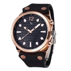 Zuigeili New Hot Authentic V6 Watch Men's Sports And Leisure Fashion Quartz Watch Fashion Watch Male - Intl