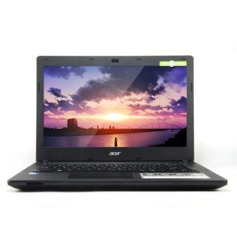 Acer ES1 431 - C95R - Celeron N3150 - 2GB - Win 10 - Hitam
