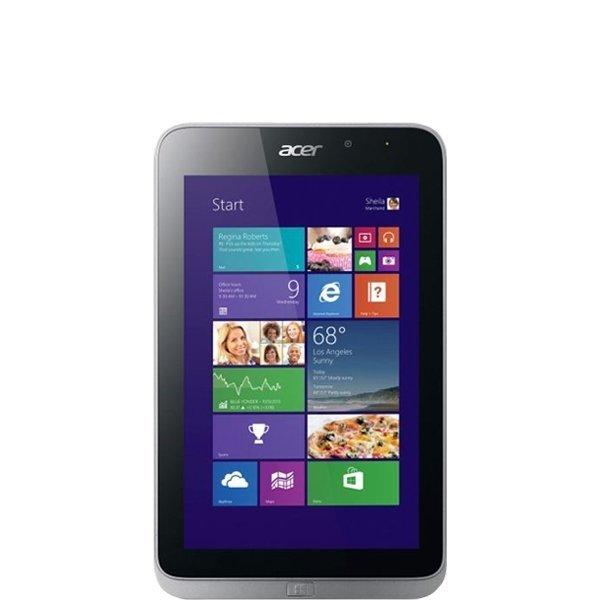 Acer Iconia W4-821 3G - Silver + Free Keyboard Dock + Free Paket Data Indosat + DVD Pesona Edu
