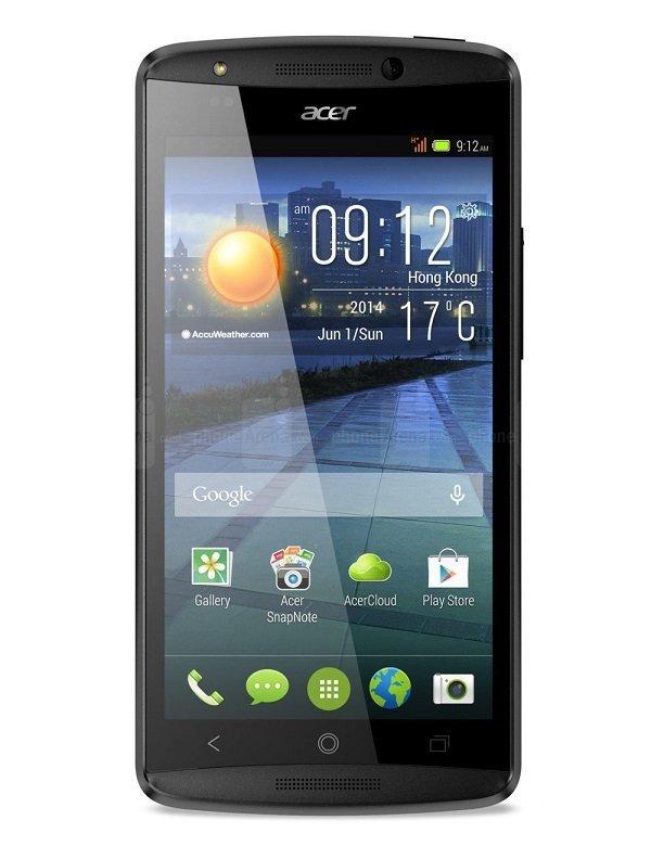 Acer Liquid E700 - Triple SIM GSM - Black