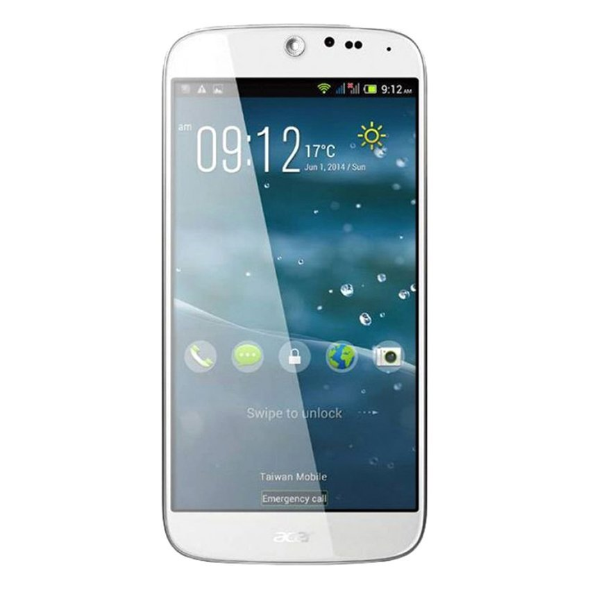 Acer Liquid Jade - 16GB - Putih
