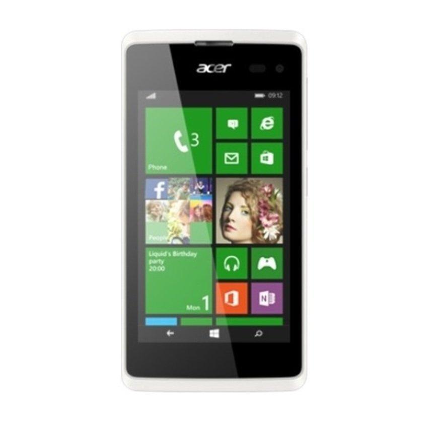 Acer Liquid M220 Windows Phone - 4 GB - Putih