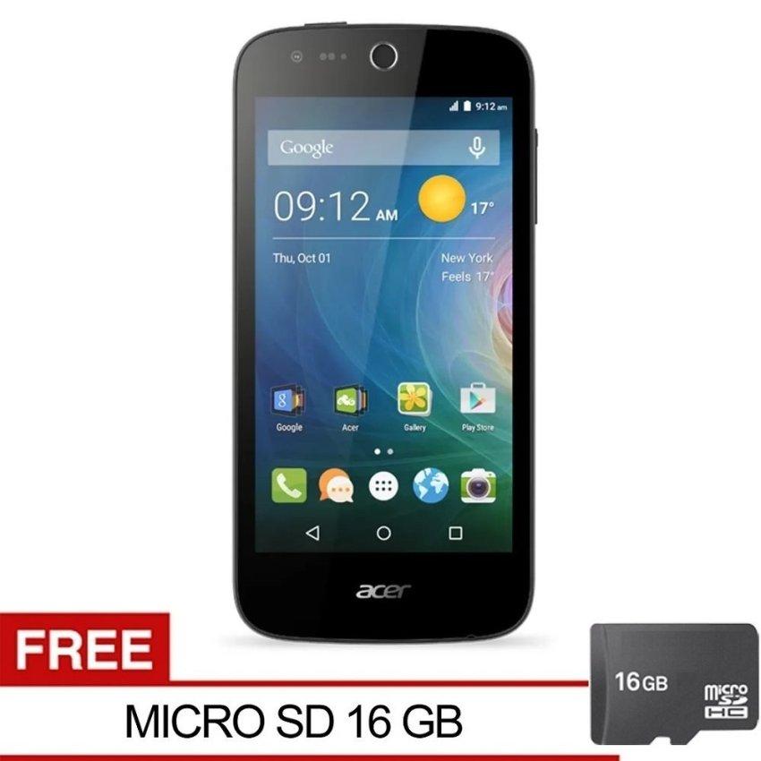 Acer Liquid Z320 - 8 GB - Putih + Gratis Micro SD 16GB