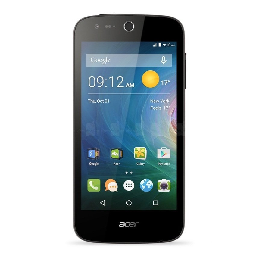 Acer Liquid Z330 - 8 GB - Black