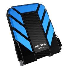 ADATA HD710 1TB USB 3.0 Anti Air/Debu/Goncangan IP68 Ruggedized Hard Disk External - Biru