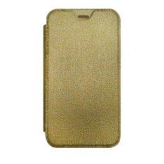 Advan Flip Cover i5A - Gold