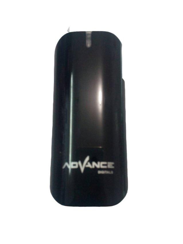 Advan - Power Bank - 5200 mAh - Merah