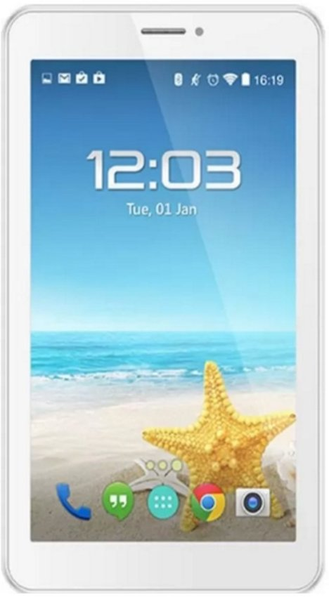 Advan Vandroid E1C Pro - 4GB - Putih