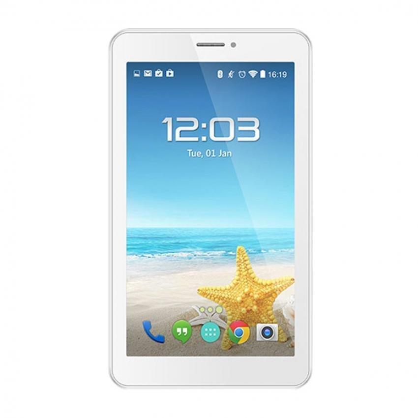 Advan Vandroid E1C Pro Tablet - 8GB - Putih