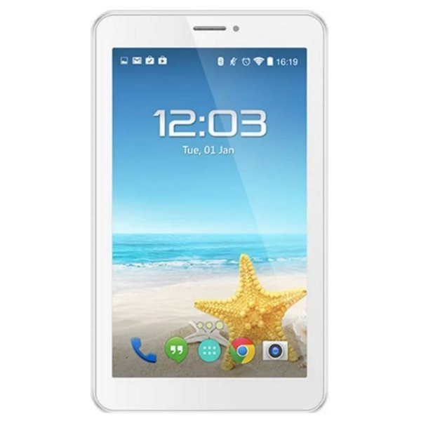 Advan Vandroid E1C Pro Tablet - 8GB - Putih