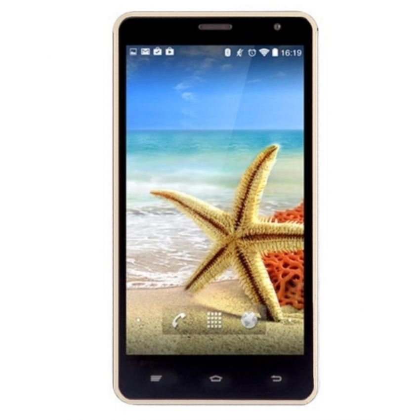 Advan Vandroid S5M Star 5 - 8 GB - Abu-Abu