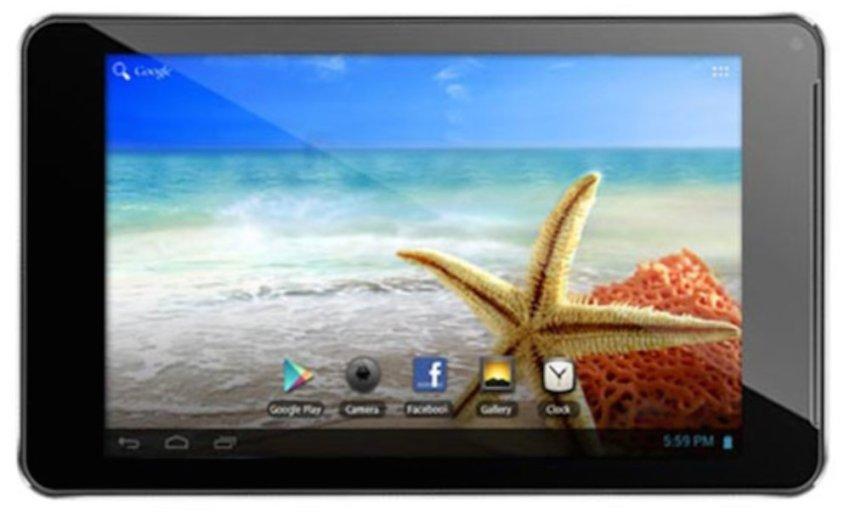 Advan Vandroid T1X Tablet - Hitam