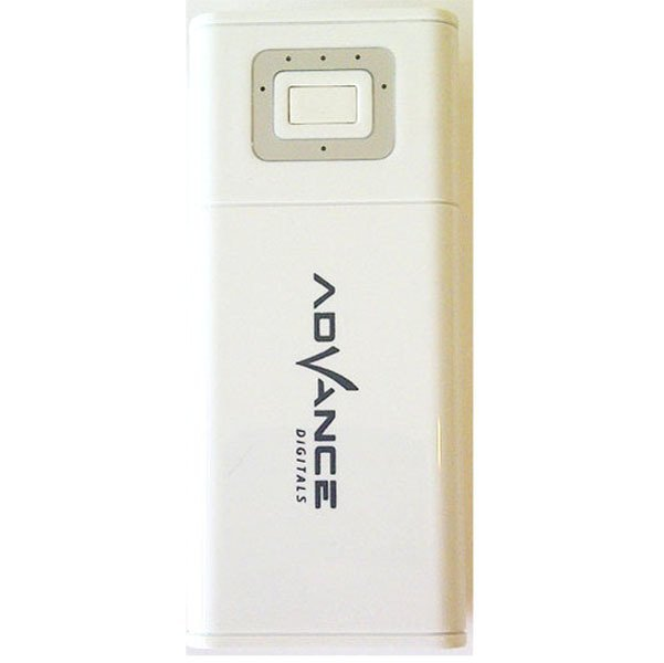 ADVANCE PowerBank  5600Mah-putih