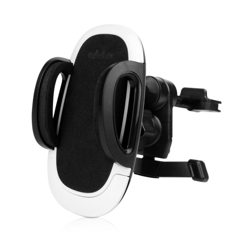 Ahha Air Vent Clip Mounth Holder Black/White