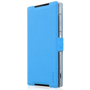 Ahha Sony Xperia Z2 Case Reily Flip Biru .