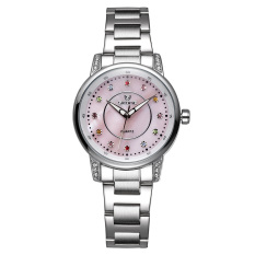Akerfush Temporal SKONE Brand New Ms. Strip Watch Wholesale Fashion Watches Women Watch Diamond Scale