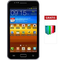 Aldo Ephone-E61 - Dual GSM - Hitam + Aldo Power Bank 4100 Ultra Slim