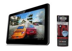 ALDO Tablet T33 - Hitam + Earphone Hitam