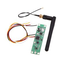 Allwin New Wireless DMX51.2.4G Led Stage Light PCB Modules Board With Antenna (Black)