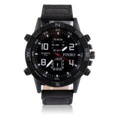 Allwin PINBO Luxury Brand Men's Sports Watch Fashion Casual Military Quartz Watches