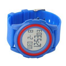 Allwin SKMEI 1206 Women's Fashion Jelly Color Silicone Band Waterproof Wristwatch