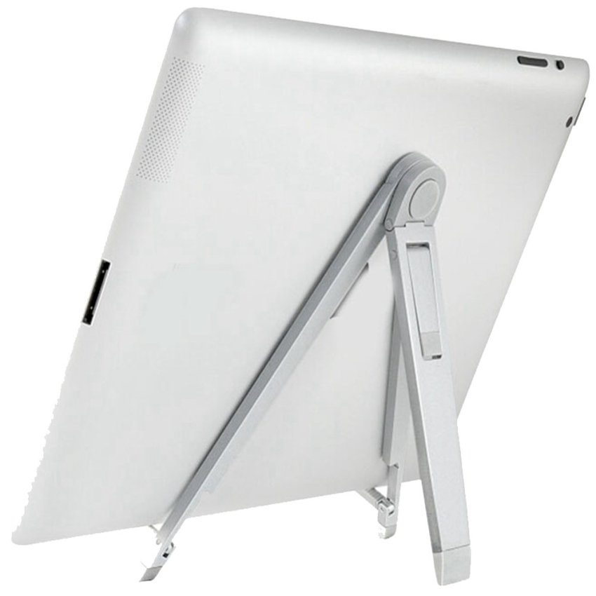 Aluminum Alloy Tablet Desk Stand Mounting Holders for iPad Pro Silver (Intl)