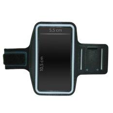 "Angel - Armband with Keyhole for Universal 5"" - Hitam"