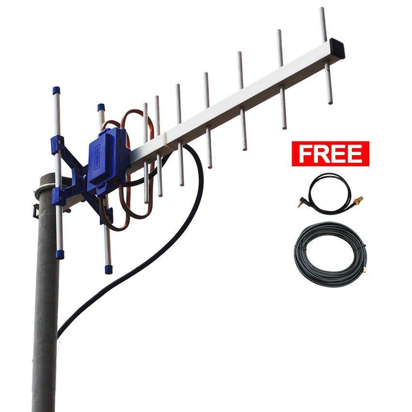 Antena Yagi Modem  Sierra 341U High Extreme  4G / 3G EVDO 45dBi