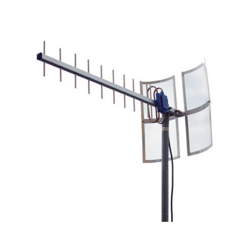 Antena Yagi - Penguat Sinyal Modem Huawei E3276 100Mbps - Pigtaile Original