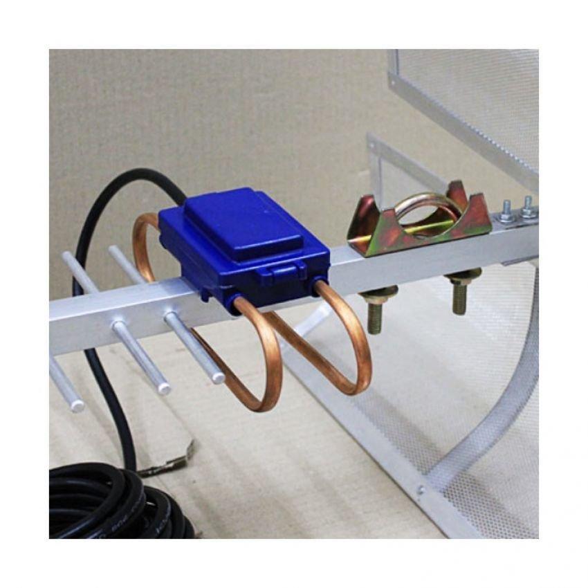 Antena Yagi Penguat Sinyal Modem Sierra 402 High Extreme 75dB Pigtail Original