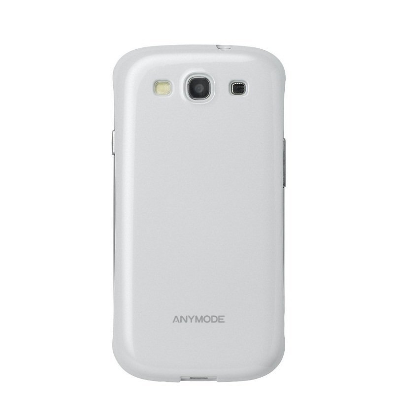 Anymode Hard Case - Galaxy S3 - Putih