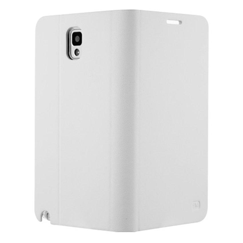 Anymode Samsung Mega 6.3 View Hardback Stand Putih