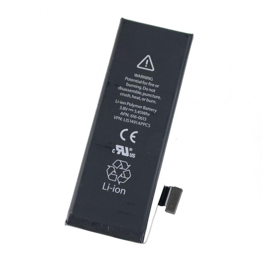 Apple Baterai Iphone 5 Original - Hitam