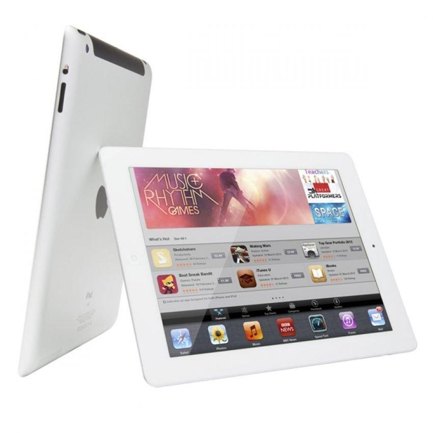 Apple Ipad 4 wifi + cellular 16GB - Putih