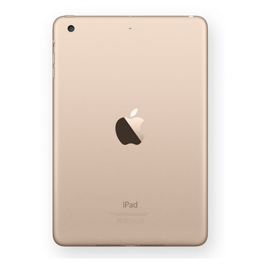 Apple iPad Mini 3 Cellular + WiFi - 128 GB - Gold