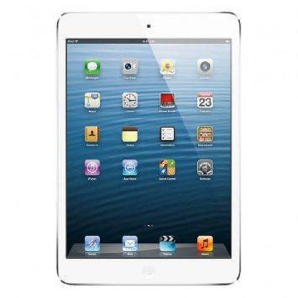 Apple iPad Mini 3 Cellular + WiFi - 128 GB - Putih