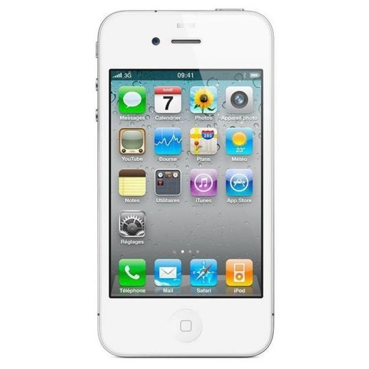 Apple iPhone 4 8GB - White